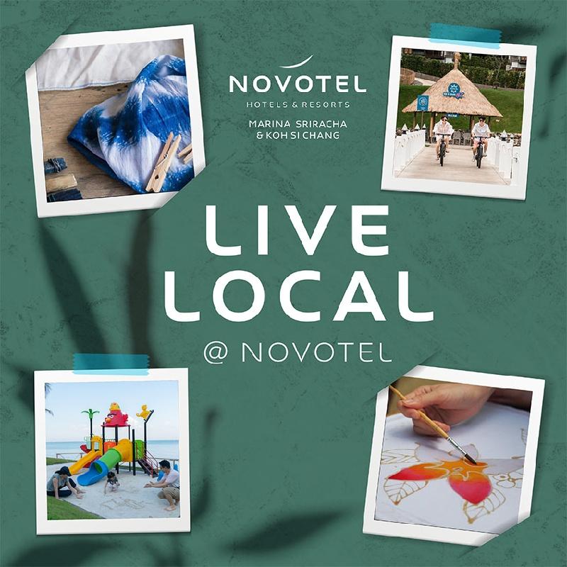 Live Local @Novotel Sriracha