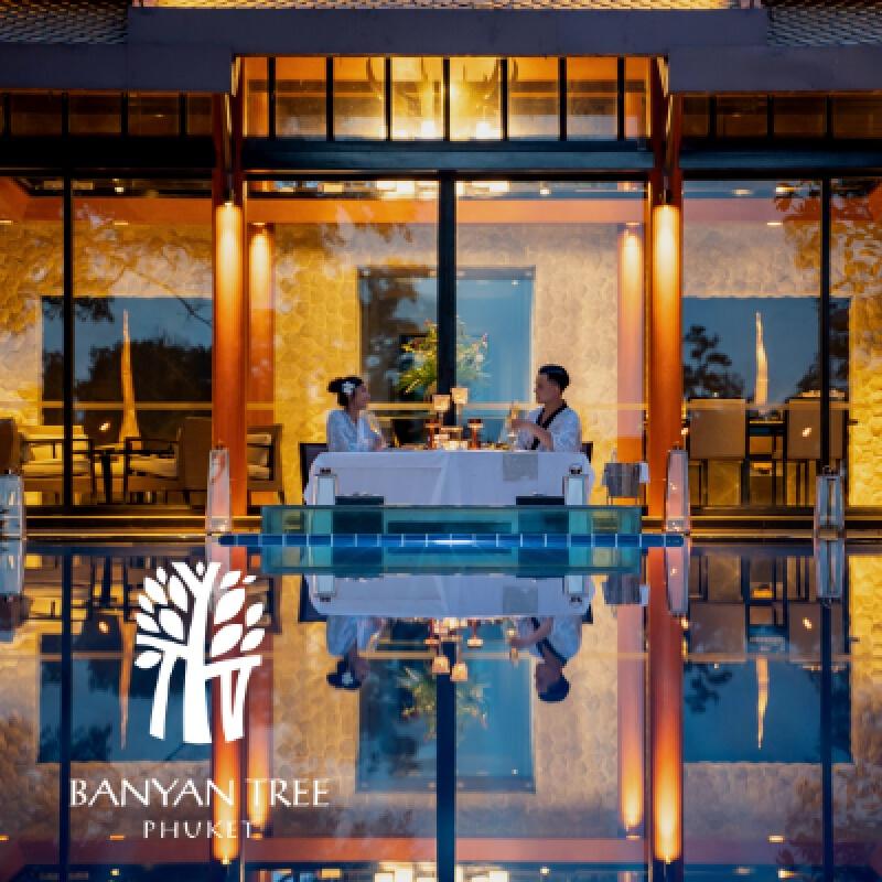 Banyan Tree Phuket - VIEW, POOL & BBQ