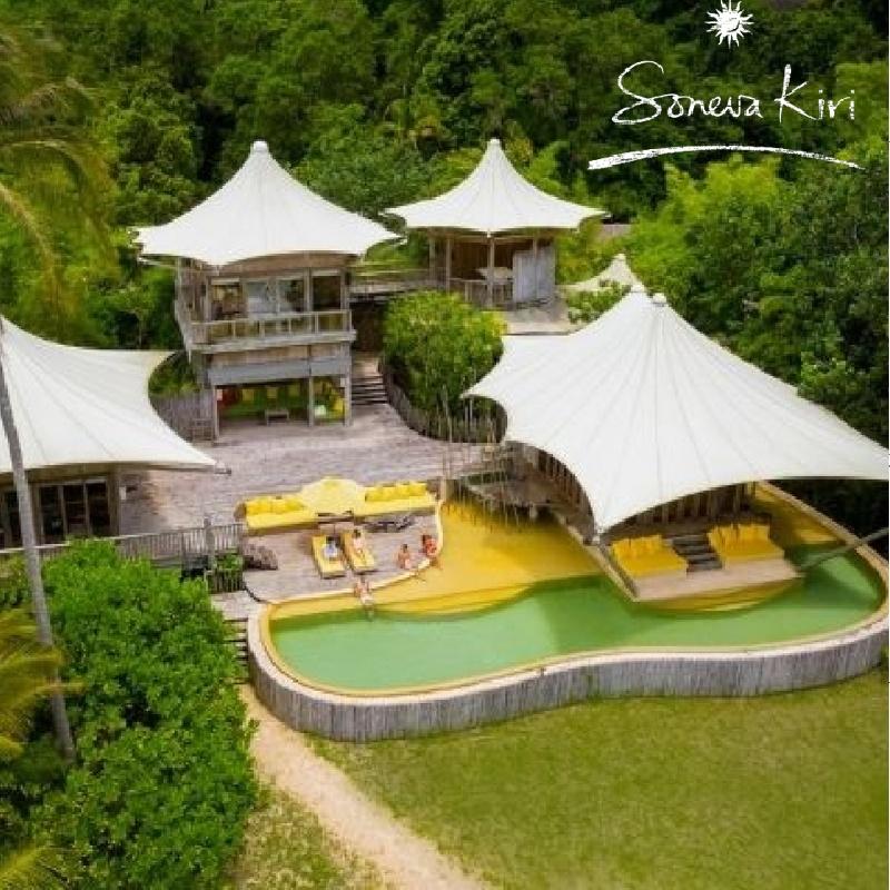 Experience Paradise Offer at Soneva Kiri