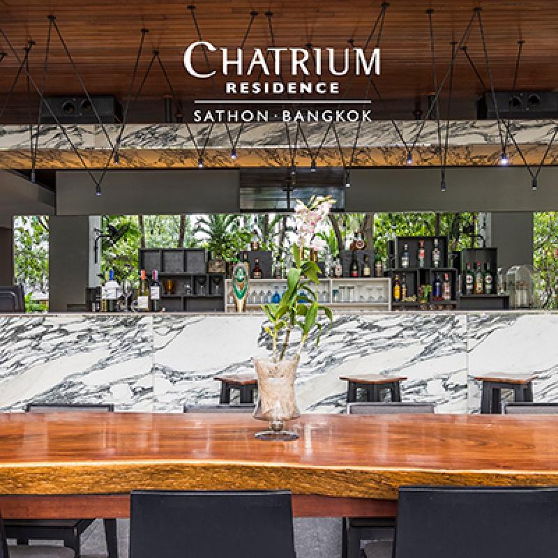 FABULOUS FOOD FANTASY AT CHATRIUM RESIDENCE SATHON