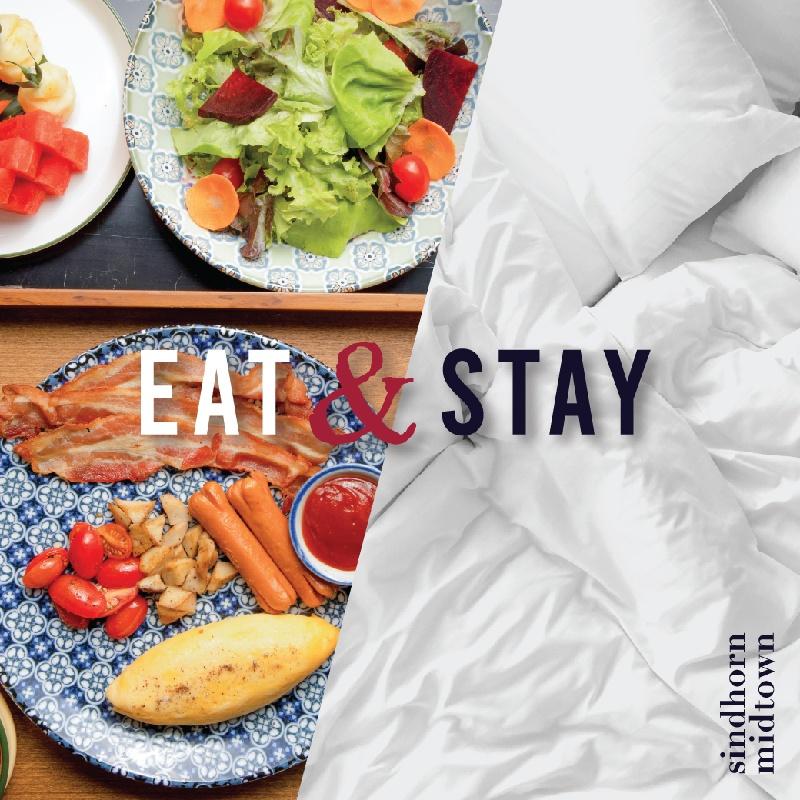EAT & STAY   Sindhorn Midtown Hotel Bangkok