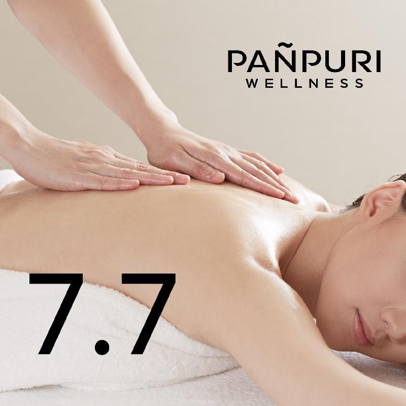 PAÑPURI WELLNESS   7.7 Exclusive Offers