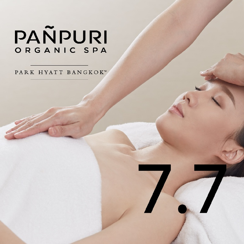 PAÑPURI ORGANIC SPA at Park Hyatt Bangkok   7.7 Exclusive Offers