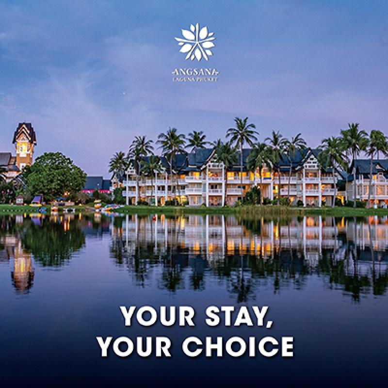 Phuket Sandbox Angsana Laguna Phuket l Your Stay, Your Choice
