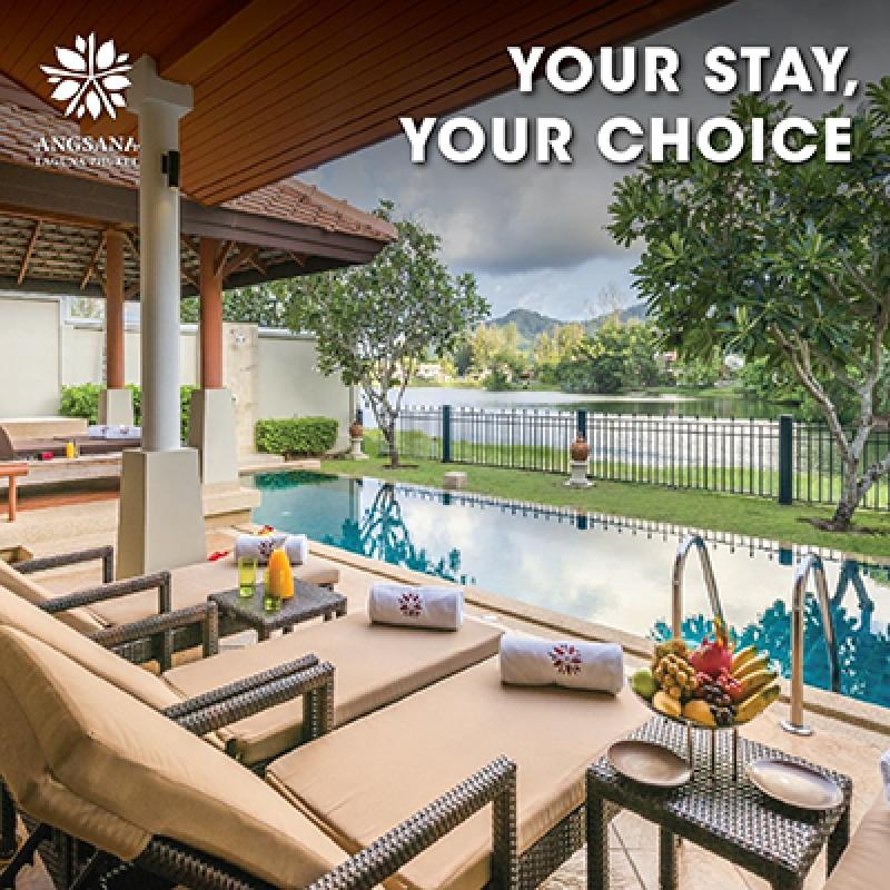 Phuket Sandbox Angsana Villas Resort Phuket l Your Stay, Your Choice