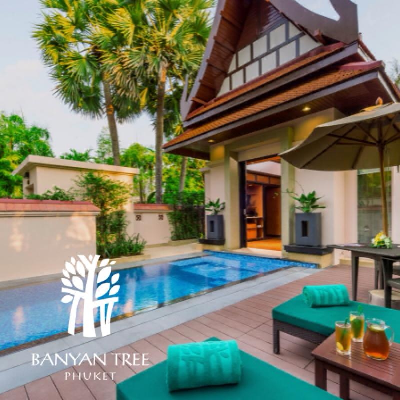 Phuket Sandbox Banyan Tree Phuket - Tailored For You