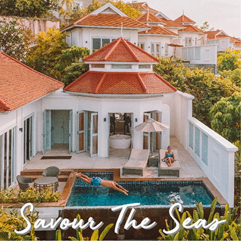 7.7 Flash Sales | Savours the Seas Promotion