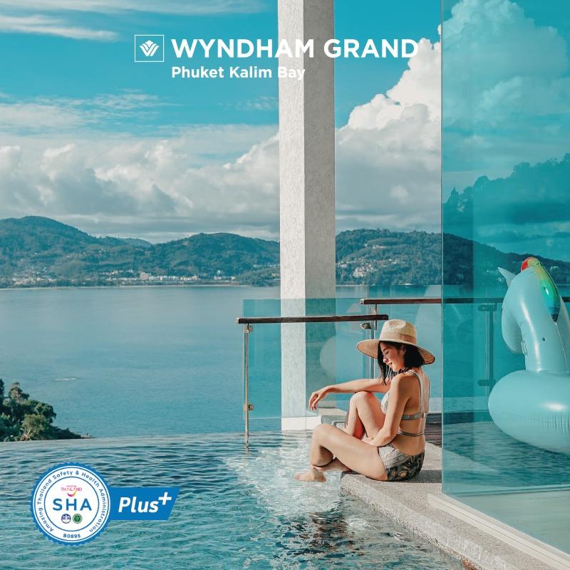 7.7 FLASH SALE at Wyndham Grand Phuket Kalim Bay