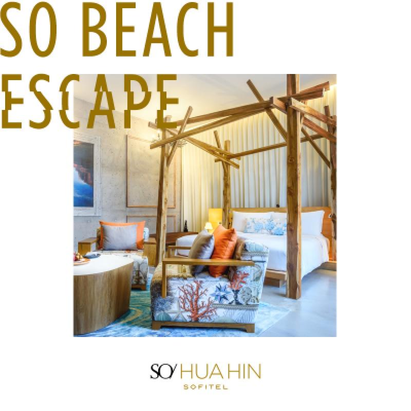 1ST MEGATIX DIGITAL TRAVEL FAIR + Beach Escape -