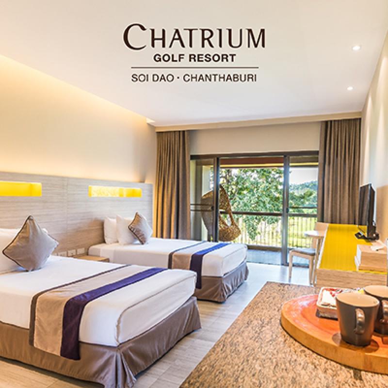 8.8 SPECIAL AT CHATRIUM GOLF RESORT SOI DAO CHANTHABURI
