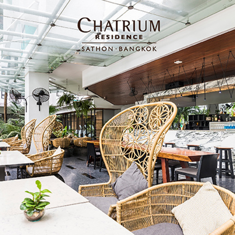 8.8 SPECIAL AT CHATRIUM RESIDENCE SATHON