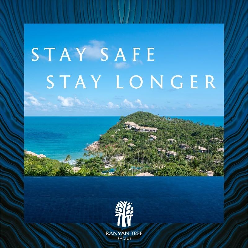 Banyan Tree Samui I Stay Safe Stay Longer