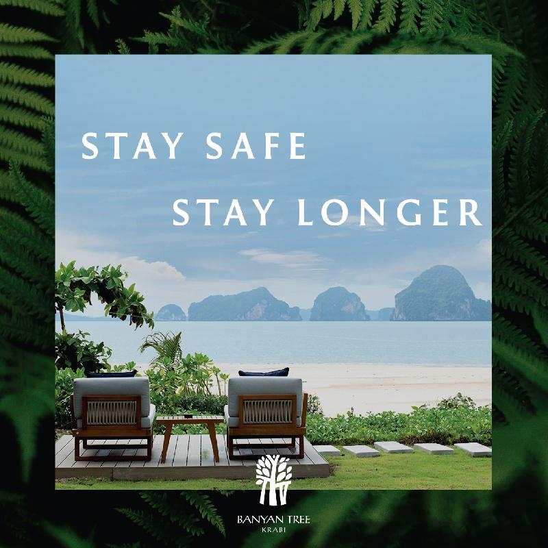 Banyan Tree Krabi I Stay Safe Stay Longer