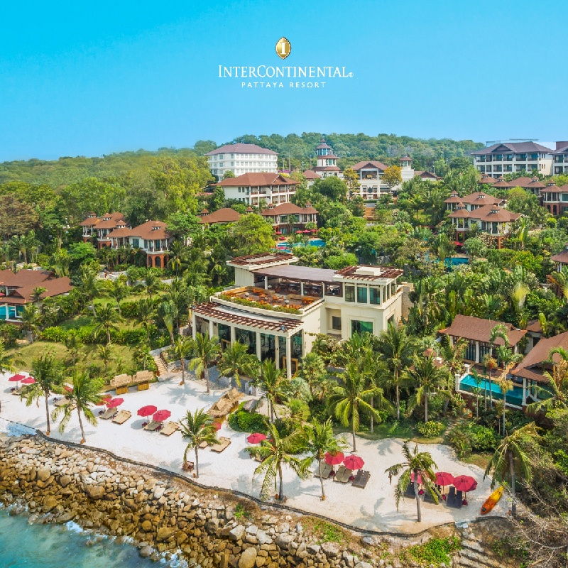 InterContinental Pattaya Resort - 1st Megatix Digital Travel Fair