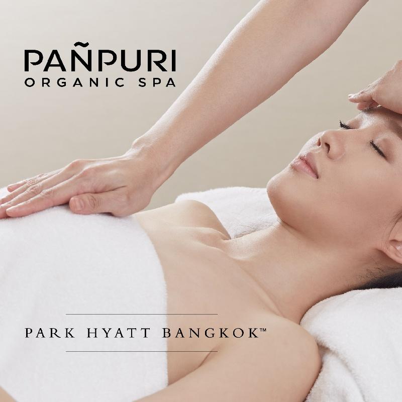 PAÑPURI ORGANIC SPA at Park Hyatt Bangkok   September Exclusive Offers