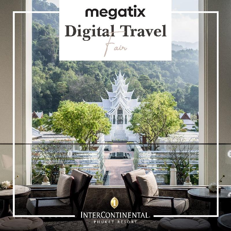 InterContinental Phuket Resort    1st Megatix Digital Travel Fair