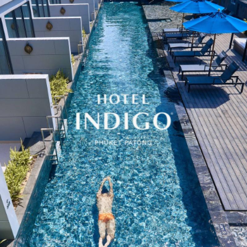 Hotel Indigo Phuket Special Deal   THB 1,888.- NET Per Night (Valid till Feb 2022)