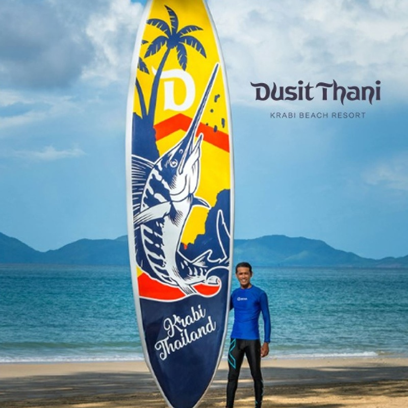 1st Megatix Digital Travel Fair   Dusit Thani Krabi Beach Resort