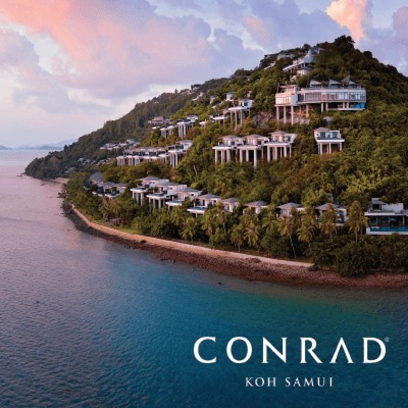 1st Megatix Digital Travel Fair   Conrad Koh Samui   Exclusive Staycation Offers