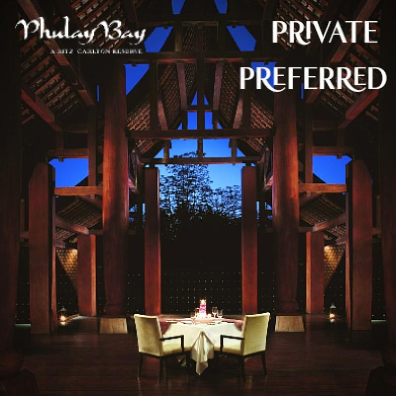 Private Preferred   1st Megatix Digital Travel Fair