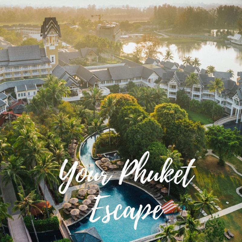 1st Megatix Digital Travel Fair l Angsana Laguna Phuket Your Phuket Escape