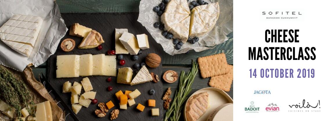 [-20% OFF] Cheese Masterclass @Voilà!