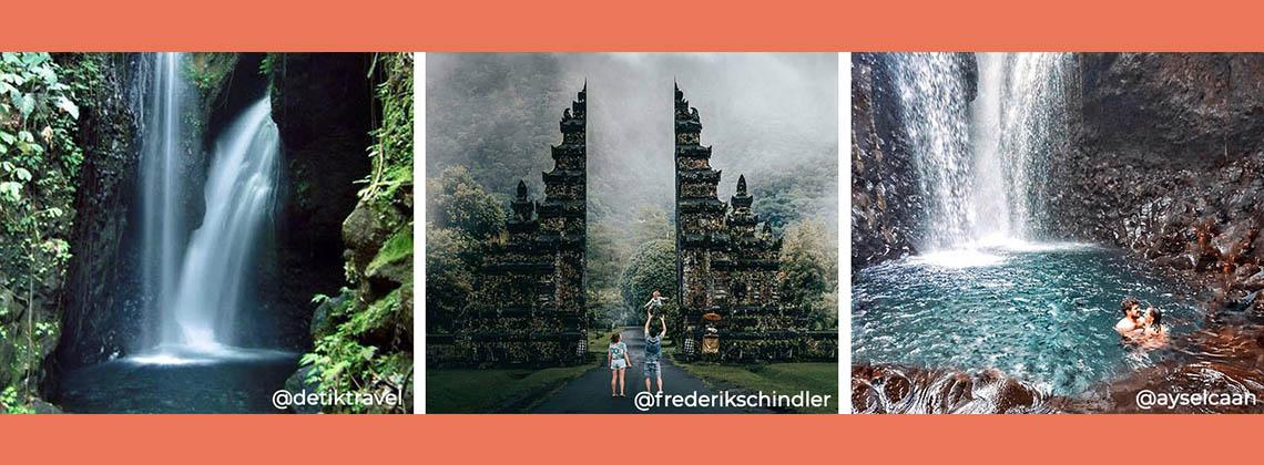 Explore North Bali Tour