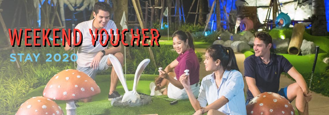 Weekend 2020 Voucher | SO Sofitel Hua Hin • 52nd Thai Tiew Thai