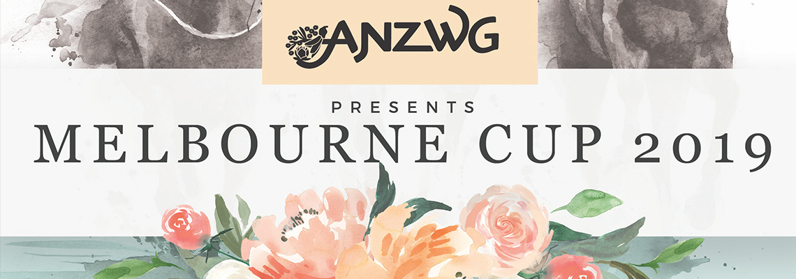 ANZWG Melbourne Cup Charity Luncheon 2019
