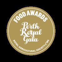 2019 Perth Royal Food Awards Gala