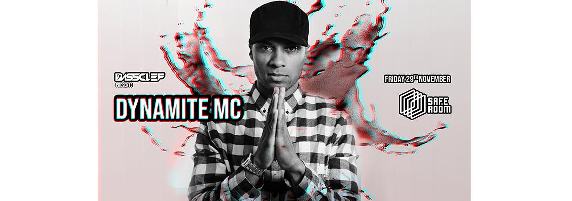 BassClef presents Dynamite MC