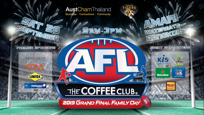 The Coffee Club 2019 AFL Grand Final Family Day