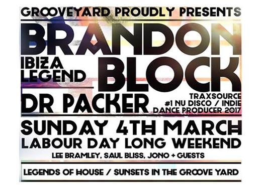 Brandon Block - Legends Of House