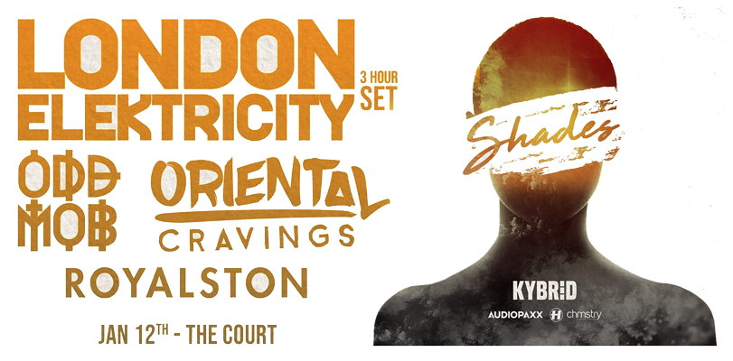 Kybrid presents: Shades