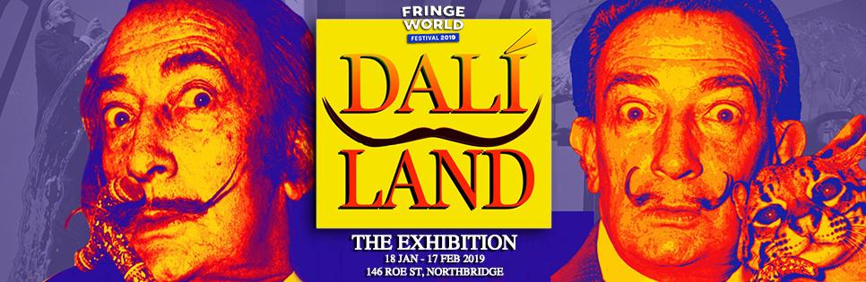 DALI LAND: The Exhibition