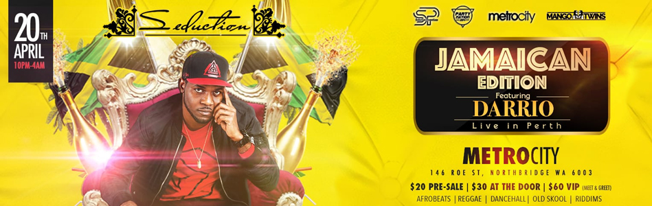 Seduction ✦ Jamaican Edition ✦ - ft. Darrio