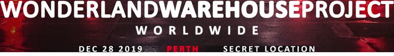 WONDERLANDWAREHOUSEPROJECT - WORLDWIDE