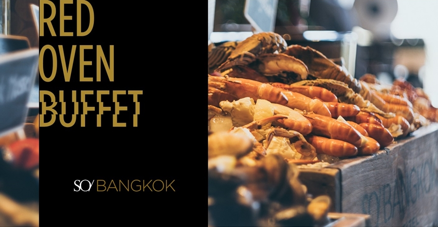 MID-YEAR FLASH SALES : RED OVEN BUFFET