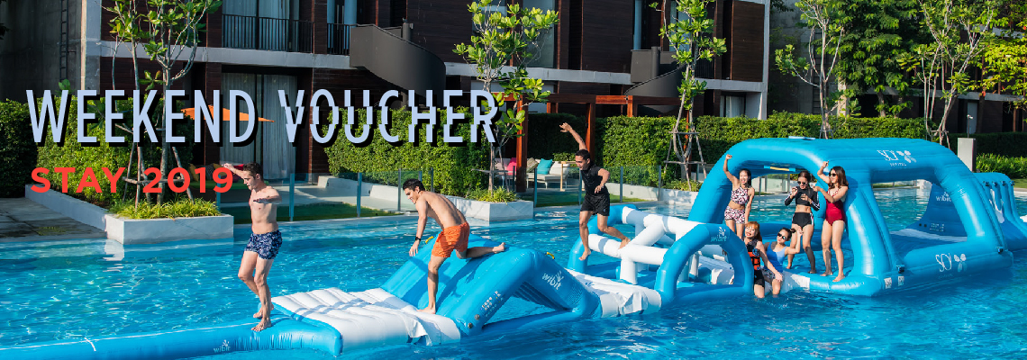Weekend 2019 Voucher | SO Sofitel Hua Hin • 52nd Thai Tiew Thai