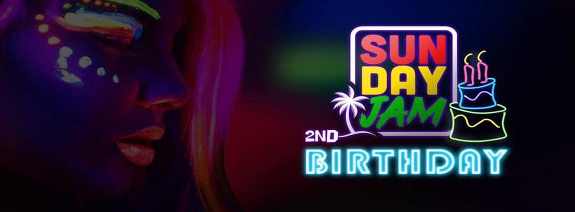 Sunday Jam 2nd Birthday   Glow & Short Party