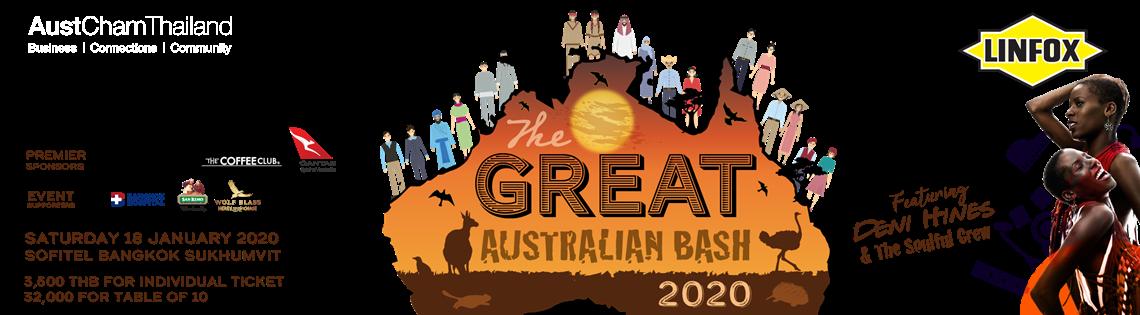 AUSTCHAM The Great Australian Bash 2020 sponsored by Linfox