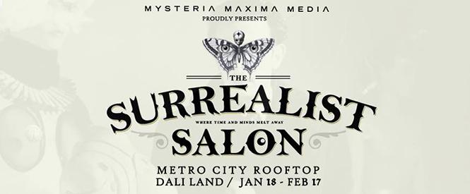 The Surrealist Salon